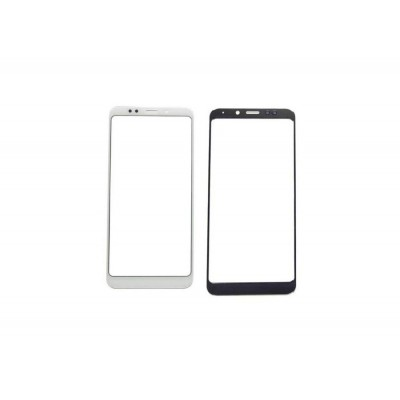 Replacement Front Glass For Xiaomi Redmi 5 White By - Maxbhi Com
