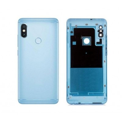Full Body Housing For Xiaomi Redmi Note 5 Pro Blue - Maxbhi Com