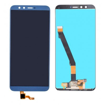 Lcd With Touch Screen For Honor 9 Lite Blue By - Maxbhi Com