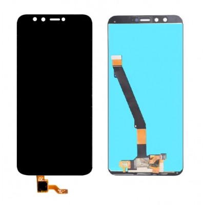 Lcd With Touch Screen For Honor 9 Lite Grey By - Maxbhi Com