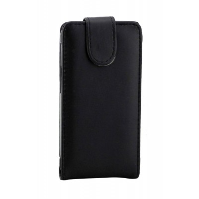 Flip Cover For Reliance Jiophone Black By - Maxbhi.com