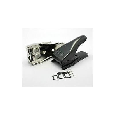 Dual Sim Cutter For Apple iPhone 5, 5G