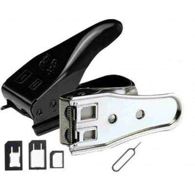 Dual Sim Cutter For Apple iPhone 4S With Eject Pin