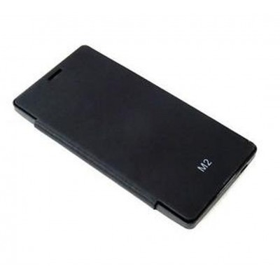 Flip Cover for Gionee M2 Black