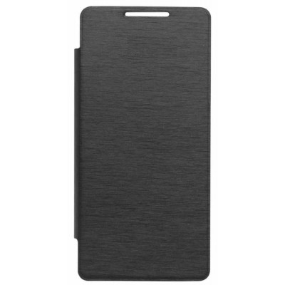 Flip Cover for XOLO A500S Black