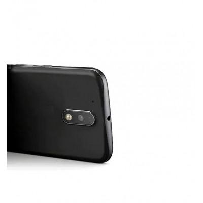 Full Body Housing For Moto G4 Plus Black - Maxbhi Com