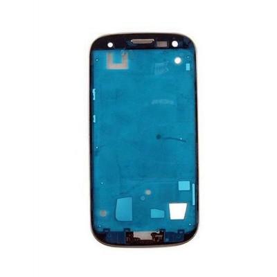 Full Body Housing For Samsung I9300 Galaxy S Iii Black - Maxbhi Com