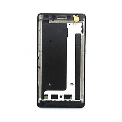 Full Body Housing For Xiaomi Redmi Note 4g Black - Maxbhi Com