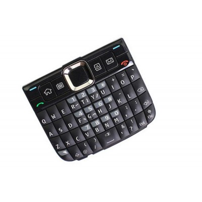 Keypad For Nokia E63 Black - Maxbhi Com