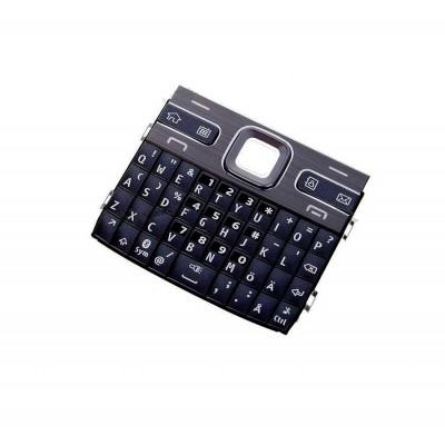 Keypad For Nokia E72 Black - Maxbhi Com