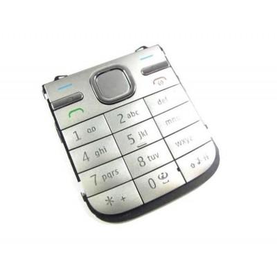 Keypad For Nokia C5 White - Maxbhi Com