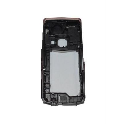 Full Body Housing For Nokia N72 Black - Maxbhi Com