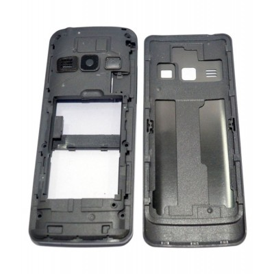 Full Body Housing For Samsung S5610 Primo Grey - Maxbhi Com