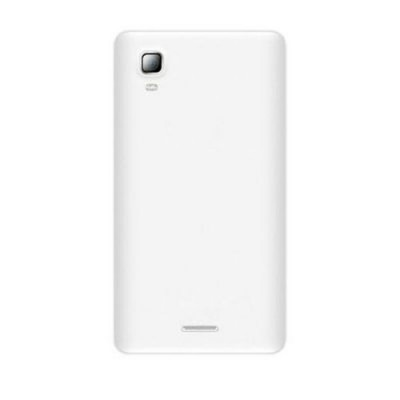 Full Body Housing For Micromax A102 Canvas Doodle 3 White - Maxbhi Com