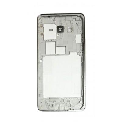 Full Body Housing For Samsung Galaxy Grand Prime Smg530h White - Maxbhi Com