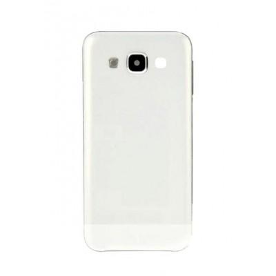 Full Body Housing For Samsung Galaxy E5 Sme500f White - Maxbhi Com