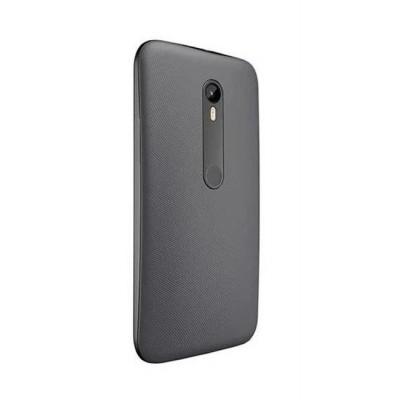 Full Body Housing For Motorola Moto G Turbo Black - Maxbhi Com