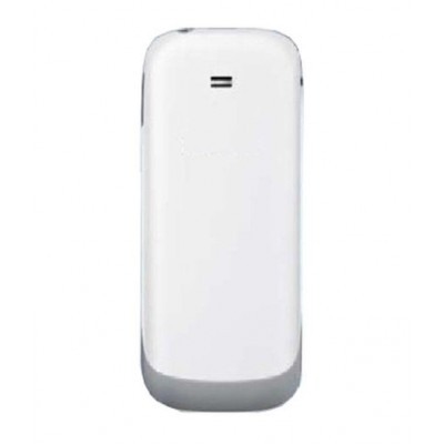 Full Body Housing For Samsung Guru E1282 White - Maxbhi Com