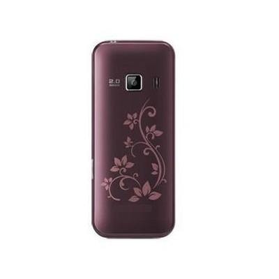Housing For Samsung C3322 La Fleur La Fleur - Maxbhi Com