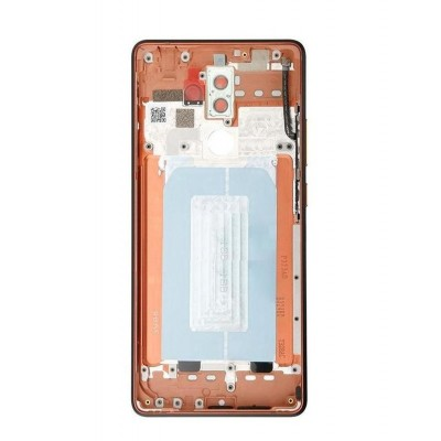 Full Body Housing For Nokia 7 Plus Black - Maxbhi Com