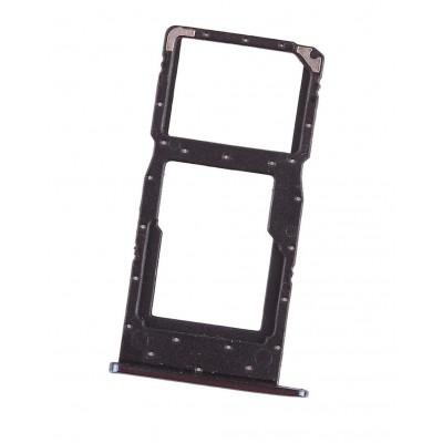 Sim Card Holder Tray For Huawei Honor 10 Lite Black - Maxbhi Com