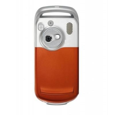 Full Body Housing For Sony Ericsson W600 Orange - Maxbhi Com