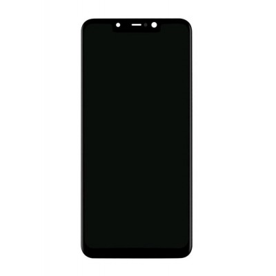 Lcd With Touch Screen For Xiaomi Pocophone F1 Red By - Maxbhi Com