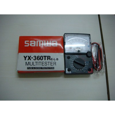 Multimeter Samwa YX-360TR