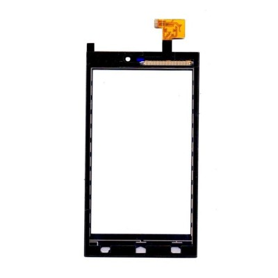 Touch Screen Digitizer For Xolo A500s Blue By - Maxbhi Com