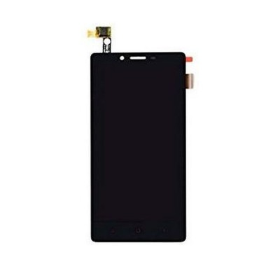 Lcd With Touch Screen For Xiaomi Redmi Note 4g Black By - Maxbhi Com