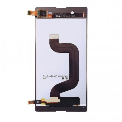 Lcd With Touch Screen For Sony Xperia E3 Dualyellow By - Maxbhi Com
