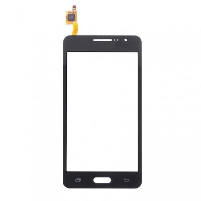 Touch Screen Digitizer For Samsung Galaxy Grand Prime Smg530h Grey By - Maxbhi Com