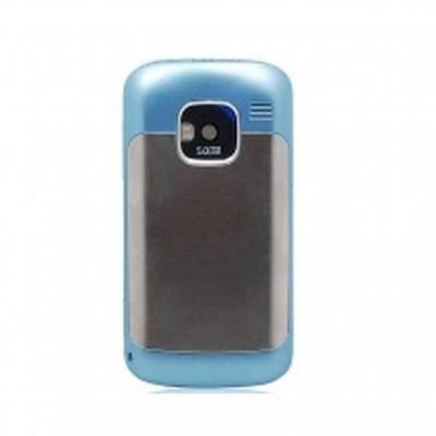 Full Body Housing For Nokia E5 Blue - Maxbhi Com