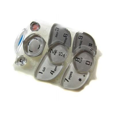 Keypad For Nokia 2300 Grey - Maxbhi Com
