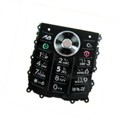 Keypad For Motorola Slvr L9 Black - Maxbhi Com