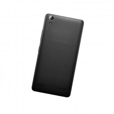 Full Body Housing For Lenovo A6000 Plus Black - Maxbhi Com
