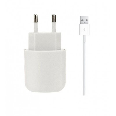 3 In 1 Charging Kit For Micromax Canvas 5 With Wall Charger Car Charger Usb Data Cable - Maxbhi Com