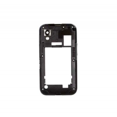 Full Body Housing For Samsung Galaxy Ace S5830 Black - Maxbhi Com