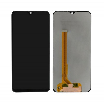 Lcd With Touch Screen For Vivo Y93 Mediatek Purple By - Maxbhi Com