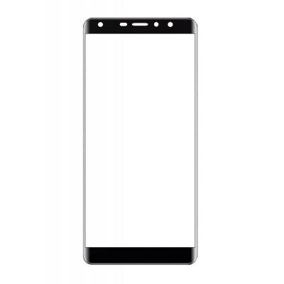 Replacement Front Glass For Mobiistar X1 Dualwhite By - Maxbhi Com