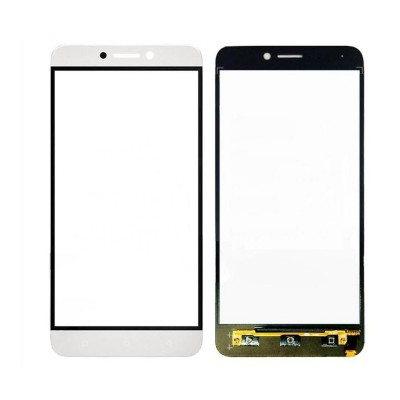 Replacement Front Glass For Letv Le 1s Silver By - Maxbhi Com