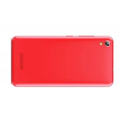 Full Body Housing For Gionee P5w Red - Maxbhi Com