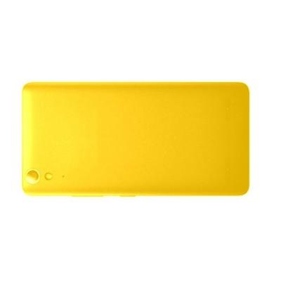 Full Body Housing For Lenovo A6000 Plus Yellow - Maxbhi Com