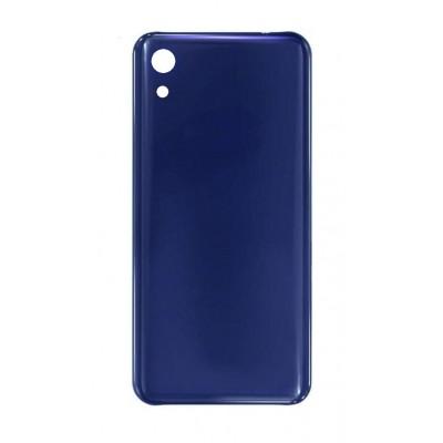 Back Panel Cover For Mobiistar C1 Shine Blue - Maxbhi Com