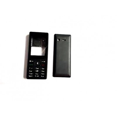 Full Body Housing For Reliance Jiophone Black - Maxbhi Com