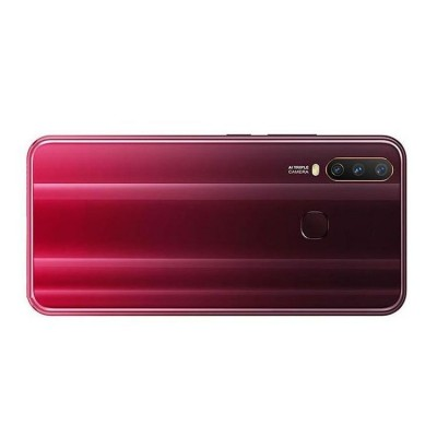 Full Body Housing For Vivo Y15 2019 Red - Maxbhi Com