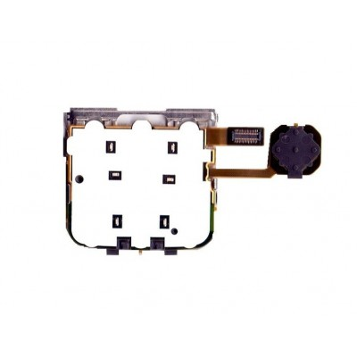 Keypad For Nokia N79 With Joystic Flex Cable - Maxbhi Com