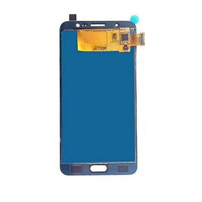 Lcd With Touch Screen For Samsung Galaxy J7 2016 Gold By - Maxbhi Com