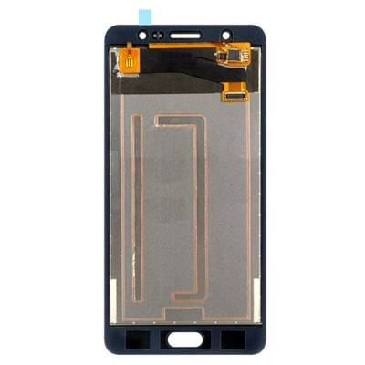Lcd With Touch Screen For Samsung Galaxy J7 Max Gold By - Maxbhi Com