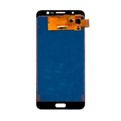 Lcd With Touch Screen For Samsung Galaxy J7 2016 White By - Maxbhi Com